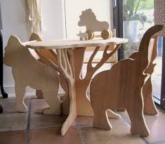 kids animal table and chairs 27 contemporary plywood furniture designs wooden animals animal