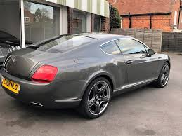 bentley 2008 bentley continental gt 2008 u2013 granite u2013 phantom motor cars ltd