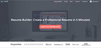 resume stand out 21 resume builders to make a stunning cv online alphagamma