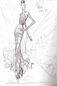 christian dior u0027s fashion sketches pesquisa google sketches