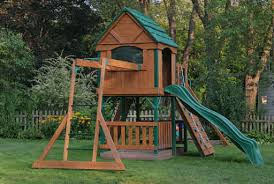 squeegee power wash packages clean your kids playset area