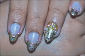 unique french tip nail designs easy accent nail designs love