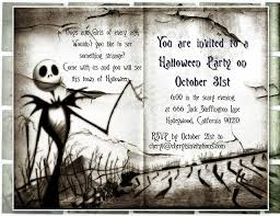 nightmare before christmas wedding invitations invitations