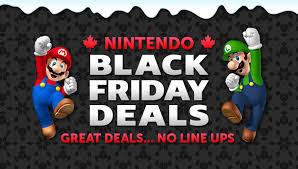 nintendo black friday deals black friday deals redflagdeals com forums