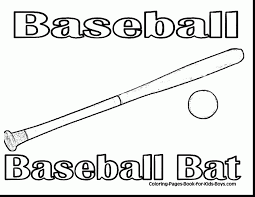 remarkable baseball cap coloring pages for kids with baseball