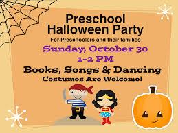 public halloween party preschool halloween party reedsburg public library