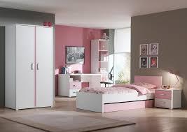 chambre contemporaine blanche deco chambre fille 3 ans avec cuisine armoire portes