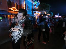file hk disneyland usa main street halloween night staff artist