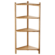 Shelving Units For Bathrooms Rågrund Corner Shelf Unit Bamboo Corner Shelf Ikea Plants And