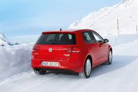 red volkswagen golf mk7 tornado red volkswagen golf 4motion exterior eurocar news