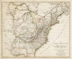 Map Of Te United States by A Remarkable Sotzmann Map Of The United States Rare U0026 Antique Maps