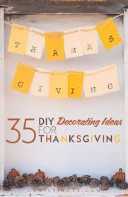 35 creative diy thanksgiving decorating ideas 2017