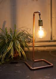 Coole Wohnzimmerlampe Lampe Aus Rohren Bauen Schuhregal Selber Bauen Damen Rohren With