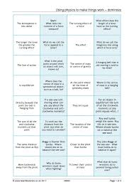 Balanced Forces Worksheet Ks4 Forces And Motion Teachit Science