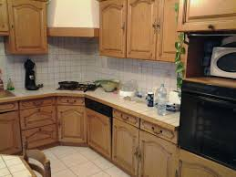 peinture pour element de cuisine peinture pour meuble de cuisine en bois génial cuisine en chne clair