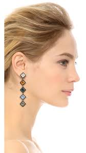 dannijo earrings dannijo hydra earrings shopbop
