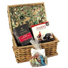 hamper sticky toffee pudding gift basket
