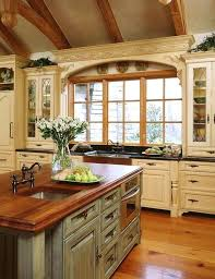 country kitchen ideas photos kitchen island with granite countertop country kitchen