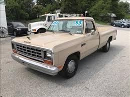 dodge trucks for sale in wisconsin 1983 dodge ram 150 for sale wisconsin carsforsale com