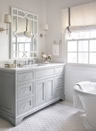 Gray And White Bathroom - best grey bathroom cabinets ideas on pinterest grey bathroom