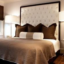 wall mounted upholstered headboard foter