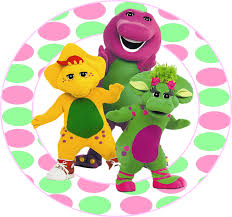 free barney party ideas creative printables barney printables