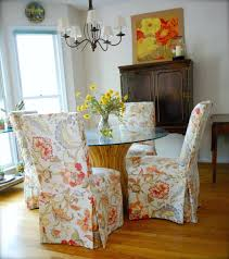 Dining Chair Covers Ikea Dining Chairs Slipcovered Dining Chairs On Casters Slipcover