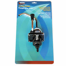 c sink with foot pump rocket hand pump valterra rp800 faucets inlets cing world