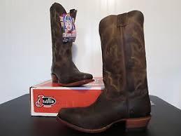 s boots justin justin s vintage goat punchy cowboy boots 2680 nib ebay