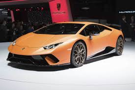 most expensive lamborghini new huracán performante is the most powerful v10 lamborghini ever