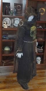 Skyrim Halloween Costume Finished Min Dunmer Necromancer Skyrim Costume