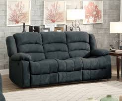 Navy Blue Sofa Set Homelegance Greenville Reclining Sofa Set Blue Grey 8436gy Sofa