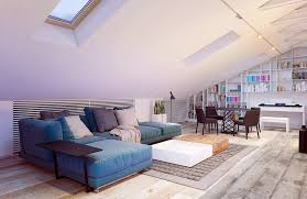 Pitchedrooflivingroom Interior Design Ideas - Living room roof design