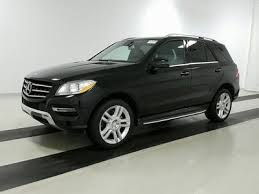 used mercedes suv for sale used mercedes m class suv for sale in fl florida