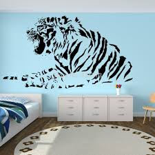 Decoration Cat Wall Decals Home by Online Get Cheap Growl With The Animals Aliexpress Com Alibaba