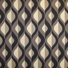 Black And Gold Curtain Fabric Montgomery Rhythm 03 Black Gold Http Www Montgomery Co Uk Made