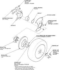 2005 Honda Cr V Engine Diagram Repair Guides Front Suspension Knuckle Autozone Com