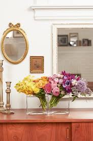 How To Make Floral Arrangements Step By Step Spring Floral Arrangements Diy Floral Arrangements