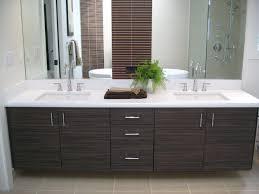Contemporary Bathroom Vanity Foloating Vanities Textured Laminate Contemporary Bathroom