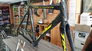 fabriquer son porte velo ab deco metal émaillage cadres de vélo