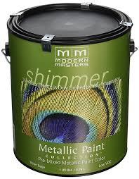 amazon com modern masters me658 06 metallic gold rush 6 ounce