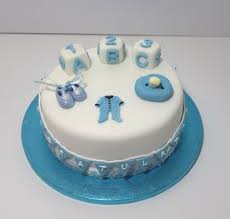 baby boy cakes christening baby shower cakes quality cake company tamworth