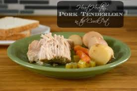 heart healthy crock pot pork tenderloin sofabfood