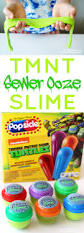tmnt sewer ooze slime more fun happiness is homemade