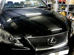 lexus black paint swirl marks and how to fix them remove scracthes with paint