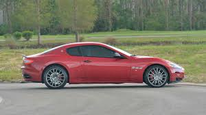 maserati granturismo red 2012 maserati granturismo s t201 kissimmee 2018