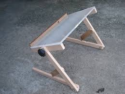 laptop stand for bed my design 5 steps