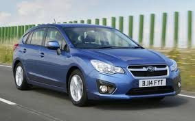 subaru hatchback wing subaru impreza review