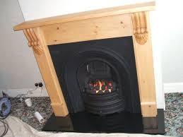 Cast Iron Fireplace Insert by Portfolio The Fire Barn