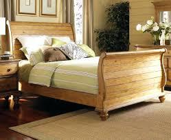 Raised Platform Bed Best King Size Bed Frame U2013 Bare Look